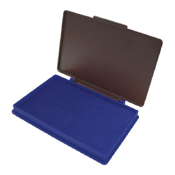 Carcasa din plastic Tusiera este tusata pentru stampile din cauciuc Dimensiuni 7 x 11 cm