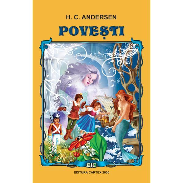 Povesti Andersen editie 2016
