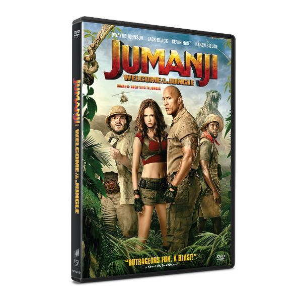 În noul film Jumanji Aventura in jungl&259; jocul se schimb&259; întrucât patru prieteni extrem de diferi&355;i sunt de data aceasta absorbi&355;i în lumea jocului Jumanji Atunci când descoper&259; pe o veche consol&259; video un joc pe care nu-l mai încercaser&259; cei patru se hot&259;r&259;sc s&259; joace &351;i sunt imediat
