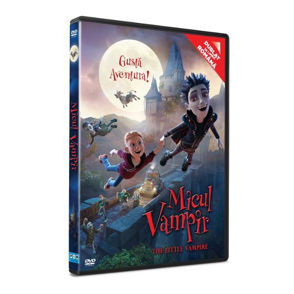 Rudolph un vampir în vârst&259; de 13 ani îl cunoa&537;te pe Tony un muritor de vârsta lui care e fascinat de castele vechi cimitire &537;i vampiri Clanul lui Rudolph e amenin&539;at de un vân&259;tor notoriu de vampiri iar Tony îl va ajuta pe Rudolph s&259;-i înving&259; pe adversari &537;i împreun&259; vor salva familia