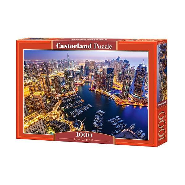 Un puzzle de 1000 de piese care atunci cand este finalizat masoara 680 mm x 470 mmDimensiunea medie a unei piese este de 32 cm2