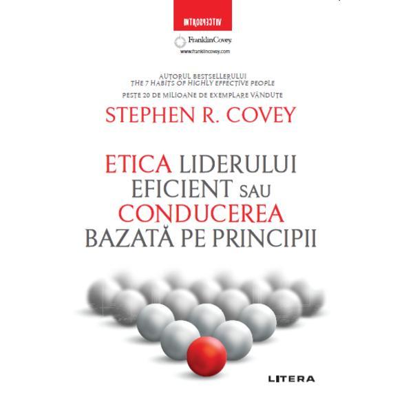 Stephen R Covey ne ofer&259; o filosofie de via&539;&259; ce reprezint&259; &537;i garanta succesului în afaceri – combina&539;ia perfect&259; dintre întelepciune compasiune &537;i experien&539;&259; practic&259; Harvard Business ReviewCum s&259; atingem &537;i s&259; men&539;inem echilibrul dintre munc&259; îi familie dintre ambi&539;iile profesionale &537;i personale în mijlocul unor constante crize &537;i