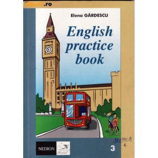 Cartea se adreseaza elevilor de gimnaziu care doresc sa-si consolideze cunostintele de limba engleza predate in clasa Ea raspunde nevoii de munca independenta pentru atingerea unor anumite standarde de performanta conform programei scolare pentru clasele VI-VII incurajand in acelasi timp creativitatea si placerea de a lucra in limba engleza   Cartea contine doua parti  1 GRAMMAR PRACTICECuprinde exercitii cu grad crescand de dificultate care au in vedere formarea unor deprinderi de