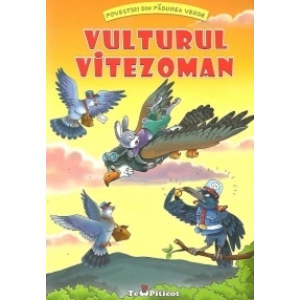 Vulturul vitezoman