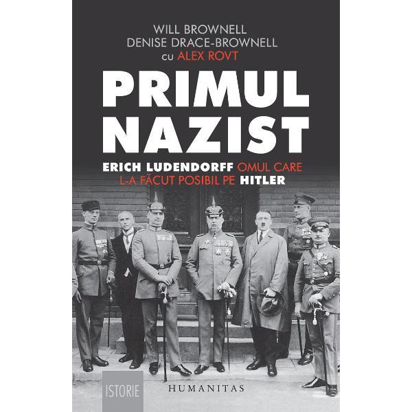 Figura lui Erich Ludendorff este esen&539;ial&259; pentru a în&539;elege cursul final al Primului R&259;zboi Mondial &537;i evolu&539;ia Germaniei în perioada interbelic&259; F&259;r&259; Ludendorff la comanda armatelor &537;i a imperiului istoria ar fi luat-o pe alte c&259;i probabil mai pa&537;nice nazi&537;tii nu ar fi ajuns la putere &537;i al Doilea R&259;zboi Mondial nu ar mai fi avut loc Acestea sunt tezele prezentate în volumul de fa&539;&259;