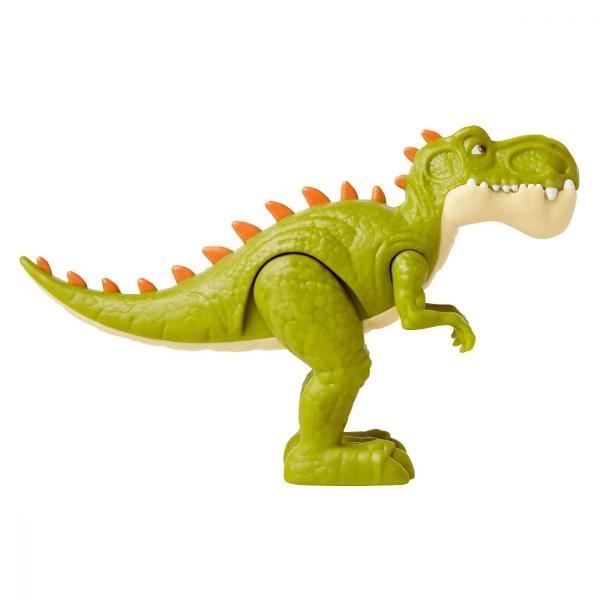 Pentru Baieti FeteVarsta 3 - 4 ani 4 - 5 ani 5 - 7 ani 7 - 8 aniCuloare VerdeBrand GigantosaurusGiganto este cel mai mare dinozaur din Cretacia Arata si suna infricosator dar in sufletul sau are o inima bunaAcesta figurina are membre articulate si este perfecta pentru orce fan GigantosaurusPachetul contine- 1x figurina dinozaur GigantoDimensiuni produs in ambalaj 63 x 209 x 196 cmVarsta recomandata 3 ani