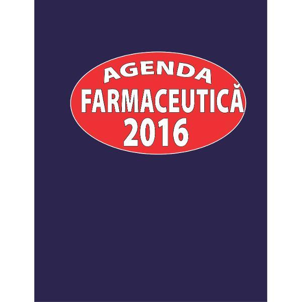 Agenda farmaceutica contine informatii de ultima ora despre medicamentele utilizate in toate afectiunile
