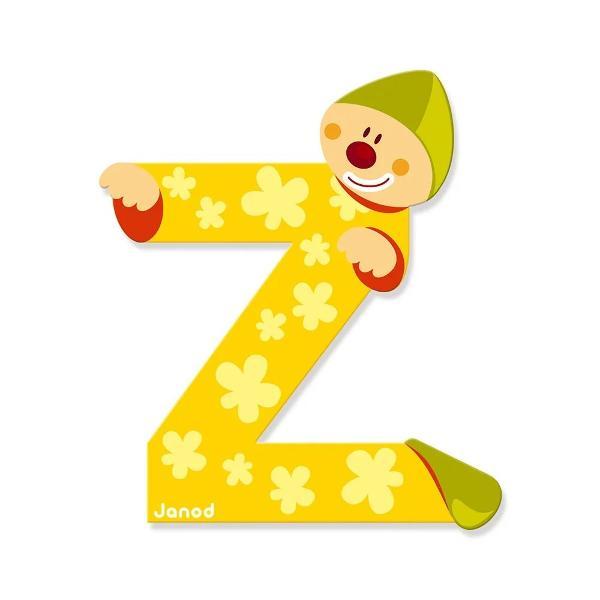 Litera Z din lemn este ideal pentru decorarea camerei copilului Este de asemenea un cadou original pentru copilul dumneavoastra sa se familiarizeze cu alfabetul si astfel incepe sa-si scrie primele cuvinteNota- Acest produs este disponibil in mai multe culori- Produsul se vinde individual- Va rugam sa mentionati culoarea dorit in formularul de comanda din campul comentarii- Livrarea culorii dorita se face in functie de stocul