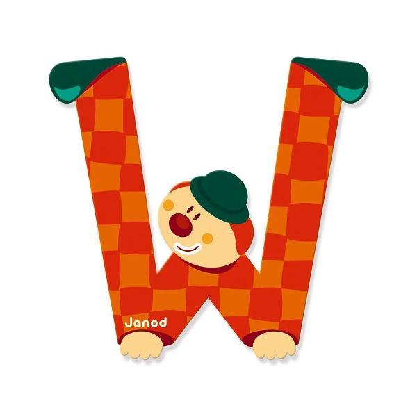 Litera W din lemn este ideal pentru decorarea camerei copilului Este de asemenea un cadou original pentru copilul dumneavoastra sa se familiarizeze cu alfabetul si astfel incepe sa-si scrie primele cuvinteNota- Acest produs este disponibil in mai multe culori- Produsul se vinde individual- Va rugam sa mentionati culoarea dorit in formularul de comanda din campul comentarii- Livrarea culorii dorita se face in functie de stocul