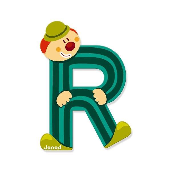 Litera R din lemn este ideal pentru decorarea camerei copilului Este de asemenea un cadou original pentru copilul dumneavoastra sa se familiarizeze cu alfabetul si astfel incepe sa-si scrie primele cuvinteNota- Acest produs este disponibil in mai multe culori- Produsul se vinde individual- Va rugam sa mentionati culoarea dorit in formularul de comanda din campul comentarii- Livrarea culorii dorita se face in functie de stocul