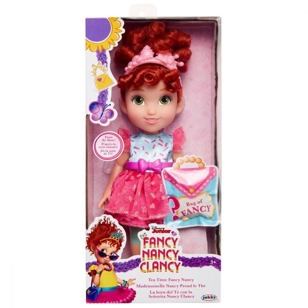 Pentru FeteVarsta 3 - 4 ani 4 - 5 ani 5 - 7 ani 7 - 8 aniCuloare MulticolorColectie papusi Fancy NancyBrand DisneyTraieste
