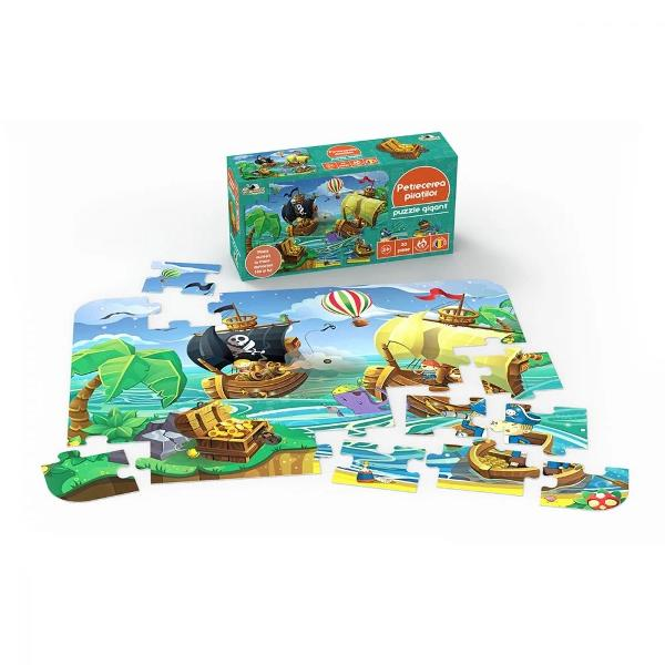 PentruBaieti FeteVarsta3 - 4 ani 4 - 5 ani 5 - 7 aniNumar piese puzzle10 - 49Colectie puzzlePuzzle gigantBrandNoriel Puzzlediv