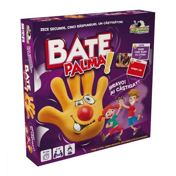 PentruBaieti FeteVarsta5 - 7 ani 7 - 8 ani 8 - 10 ani 10 - 12 ani 12 - 14 ani 14 ani BrandNoriel GamesUn joc palpitant si nemaipomenit de amuzant pentru 2-10
