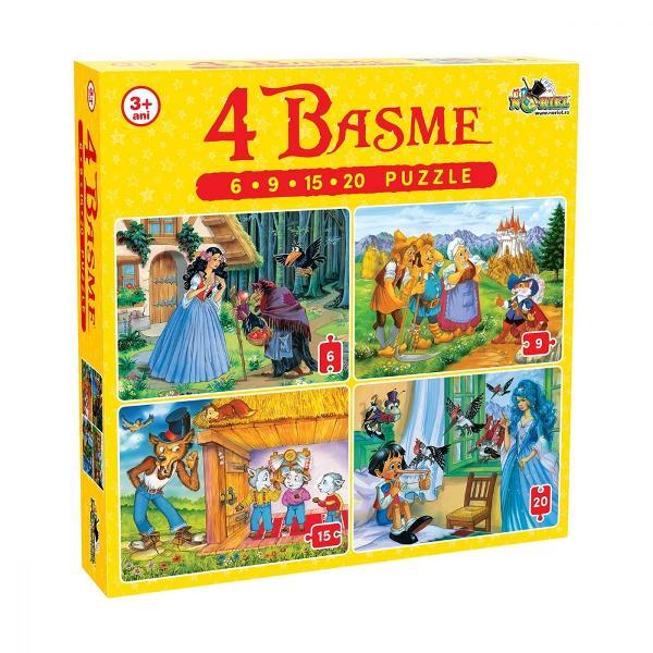 Pentru Baieti FeteVarsta 4 - 5 ani 5 - 7 aniNumar piese puzzle 50 - 99Colectie puzzle Povesti clasiceBrand Noriel Puzzlediv classproduct attribute description