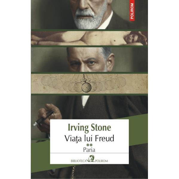 Viata lui Freud este o opera monumentala care a necesitat sase ani de scris si cercetari neintrerupte precum si interviuri cu urmasii lui Sigmund Freud construind un portret fascinant si nuantat al parintelui psihanalizei de-a lungul evolutiei sale atit in viata intima si de familie cit si in lungii ani de cercetari chinuitoare ce au dus la descoperirile sale revolutionare Cartea isi poarta cititorul prin Viena sfirsitului de secol XIX si inceputului de secol XX precum si prin mintea