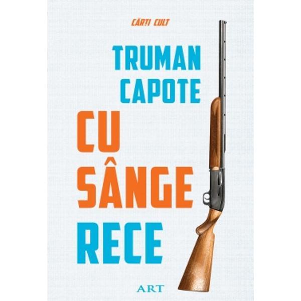 La sfâr&351;itul anului 1959 America era zguduit&259; de o misterioas&259; crim&259; multipl&259; într-un mic or&259;&351;el din Kansas patru membri ai unei familii îndr&259;gite de comunitate au fost uci&351;i într-o noapte aparent f&259;r&259; motiv Truman Capote s-a documentat timp de 6 ani pentru scrierea cronicii acestei crime fiind ajutat în demersul s&259;u &351;i de scriitoarea Harper Lee Cei doi au mers pe