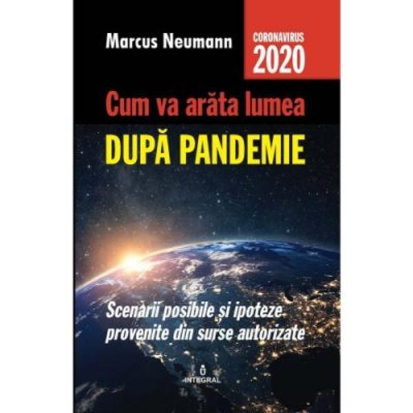 Indiferent cand se va sfarsi pandemia provocata de noul coronavirus – in varatoamna lui 2020 in 2021 sau… cine stie cand – lumea nu va mai fi la felInstitutii ca Organizatia Natiunilor Unite Uniunea Europeana Organizatia Mondiala a Sanatatii si atatea altele si-au aratat deja limitele si ineficienta Se va modifica substantial ideea de leadership Nu politicianul ci poate activistul social va veni la putere – aparitia Gretei Thunberg chiar inainte de