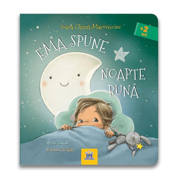 O poveste duioas&259; de noapte bun&259; cu ritm pace joc &537;i iubire ideal&259; pentru copiii micu&539;i care se desprind greu de fiecare zi ce se încheie