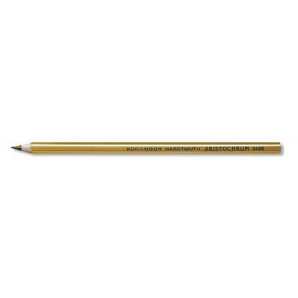 Creioane colorate hexagonale 7mm ininvelis din lemn cu mina speciala tricolora - 3 nuante de culoare intr-o singura mina Creionul creeaza urme de culori care se modifica prin rotirea varfului Potrivit pentru desenul de hobby si arta