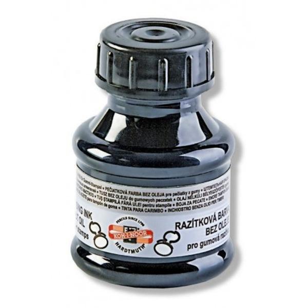 Lichid de vopsea fara ulei solubila in apa pentru reumplerea placilor de pasla Apasati stampila de cauciuc pe suport si lasati o amprenta pe hartie