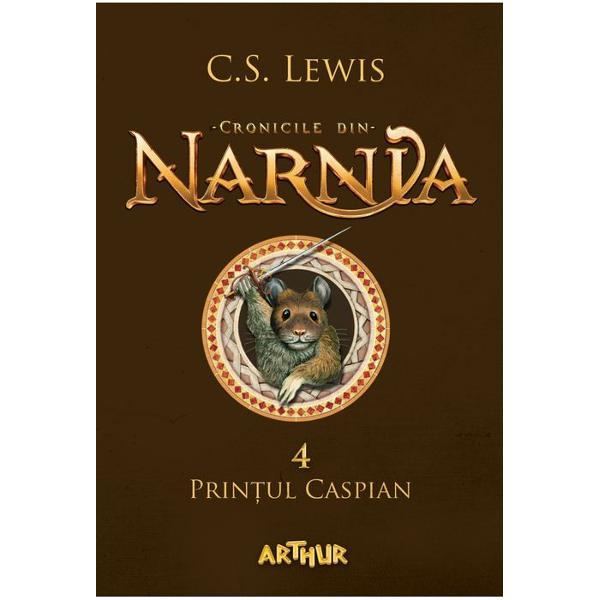 Mult&259; vreme a trecut &351;i multe s-au schimbat în Narnia de când au plecat Regii &351;i Reginele însc&259;una&355;i de Aslan adic&259; Peter Susan Edmund &351;i Lucy T&259;râmul a fost cucerit de telmarini un popor f&259;r&259; pic de iubire fa&355;&259; de Vechii Narnieni &351;i de obiceiurile lorCaspian mo&351;tenitorul de drept al tronului se r&259;scoal&259; împotriva cârmuirii telmarine &351;i lupt&259;