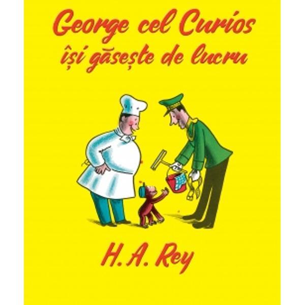 George e un maimu&355;oi simpatic &351;i întotdeauna foarte curios Tocmai curiozitatea îl face s&259; fug&259; de la gr&259;dina zoologic&259; &351;i s&259; aib&259; parte de aventuri se încâlce&351;te în spaghetele din buc&259;t&259;ria unui restaurant lucreaz&259; ca sp&259;l&259;tor de geamuri picteaz&259; pere&539;ii unei camerep stylemargin-top 5px;