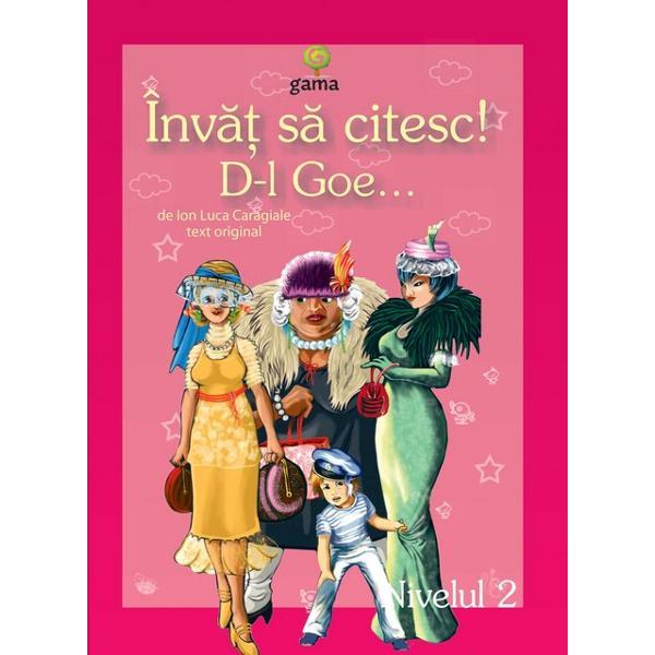 Colectia Invat sa citesc propune copiilor Nivelul 2 o serie de opere ce se regasesc in programa scolara recomandata pentru clasele primare Textele sunt in variantele originale pentru a oferi micilor cititori o prima intalnire cu diversele stiluri literare romanesti