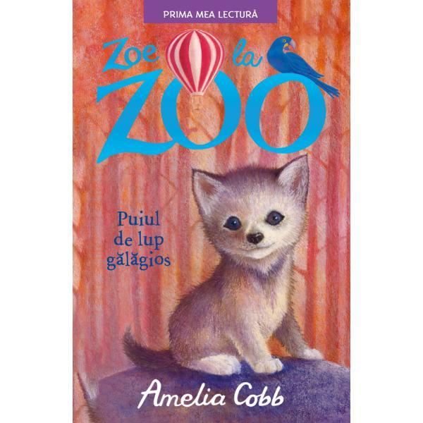 Lui Zoe &238;i place foarte mult s&259; locuiasc&259; &238;n gr&259;dina zoologic&259; a unchiului s&259;u pentru c&259; acolo se petrec &238;ntotdeauna lucruri interesante Iar ea&8230; poate VORBI cu animaleleMicul pui de lup nu se mai opre&537;te din urlat Oare &238;i este fric&259; Se simte singur Zoe are o idee stranie &8211; &537;i dac&259; e din cauza nop&539;ii de Halloween