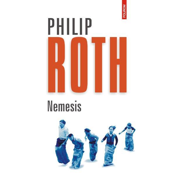 """""""Philip Roth nu are rival în alegerea detaliului de atmosfer&259; a secolului XX din New Jersey ÎnNemesis el atrage aten&355;ia prin fine&355;ea rece a observa&355;iei prin felul în care sînt descrise efectele remu&351;c&259;rii asupra psihicului z&259;d&259;rnicia furiei îndreptate c&259;tre Dumnezeu sau soart&259; &351;i în&259;bu&351;irea f&259;r&259; rost a frustr&259;rilor"""" Library"""
