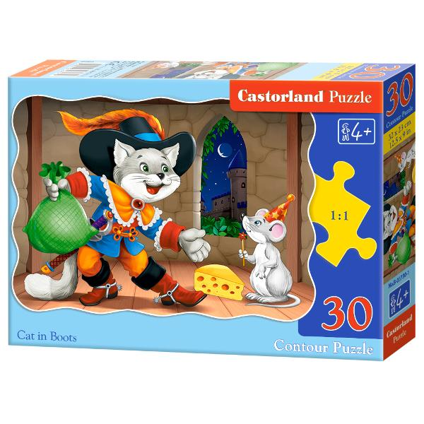 Num&259;r piese30 bucDimensiuni puzzle asamblat32 x 23 cmDimensiuni cutie - cmFormat cutie cartonEAN 5904438003730Etichete Motanul Înc&259;l&539;at