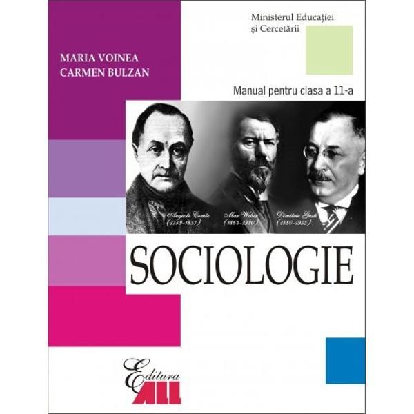 Sociologie clasa a XI-a
