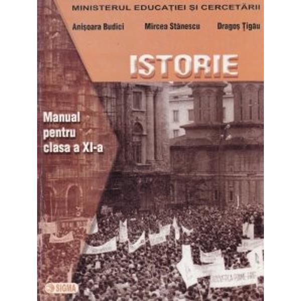 Istorie clasa a XI-a