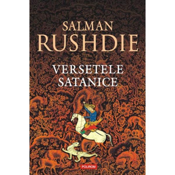 Traducere din limba engleza si note de Dana CraciunControversatul roman Versetele satanice i&8209;a adus lui Rushdie pre&173;miul Whitbread o nominalizare la premiul Booker si o condam&173;nare la moarte a carei amenintare inca mai staruie asupra scriitorului Polemicile legate de posibilele conotatii blasfematorii ale cartii au pus uneori in umbra discutiile legate de meritele literare ale tex&173;tului si de rolul jucat de acesta pe scena literaturii contem&173;porane britanice Dar