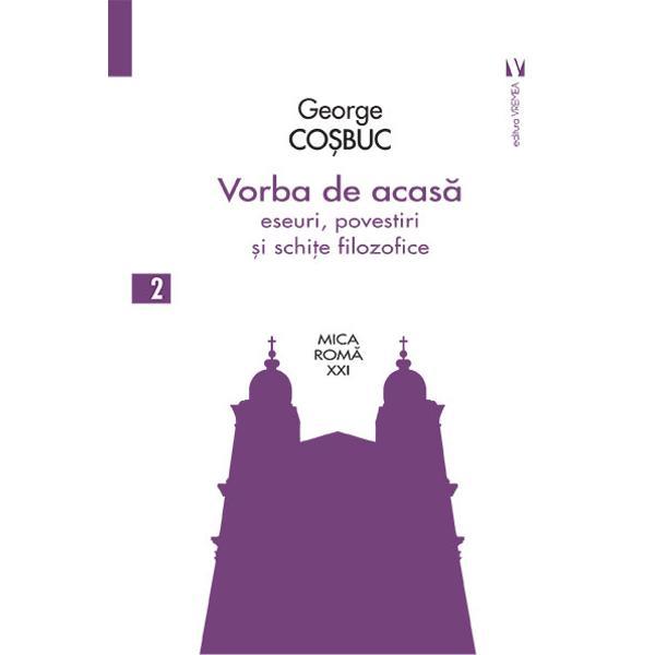 George Co&351;buc e cel mai complet scriitor român Poetul de geniu e dublat de un traduc&259;tor poliglot de un lingvist &351;i de un folclorist de geniu Urma&351; al corifeilor greco-catolici ai &350;colii Ardelene el îmbin&259; talentul cu erudi&355;ia seriozitatea cu umorul pl&259;cerea cu utilul pedagogic Tradi&355;ia &351;colar&259; din ultimul veac l-a redus la un versificator de factur&259; popular&259; Acest volum demonstreaz&259; pe texte anvergura