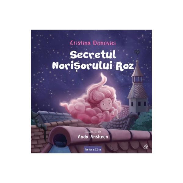 Nori&351;orul Roz vine din nou în ajutorul copiilor mici care se tem de întuneric