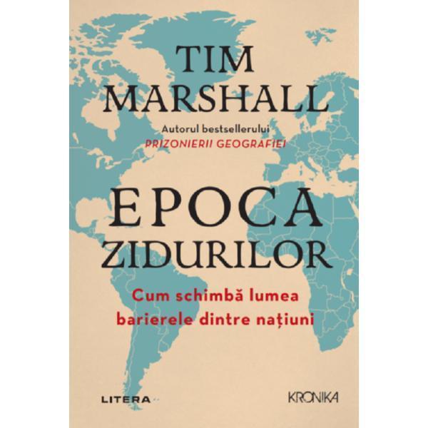 Tim Marshall autorul bestsellerului Prizonierii