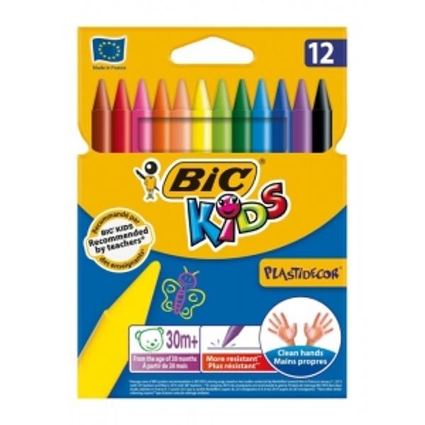 Foarte curat deoarece nu murd&259;re&537;te nici mâinile nici haineleMai rezistent decât alte creioane de colorat similareSe ascute u&537;orCulori viiVârsta 30
