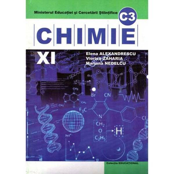 Chimie C3 clasa a XI-a - Crepuscul