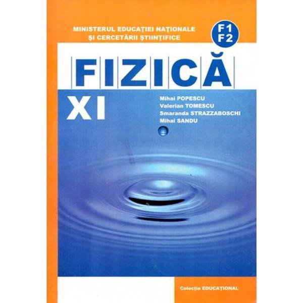 Fizica F1F2 clasa a XI-a - Crepuscul