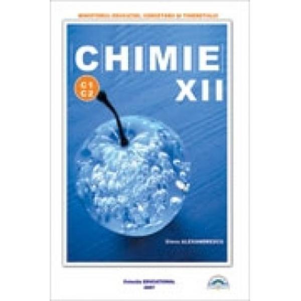 Chimie C1C2 clasa a XII-a - Crepuscul