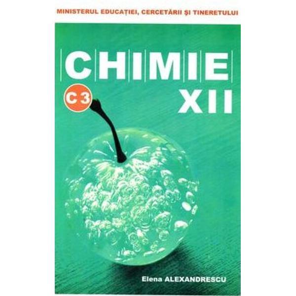 Chimie C3 clasa a XII-a - Crepuscul