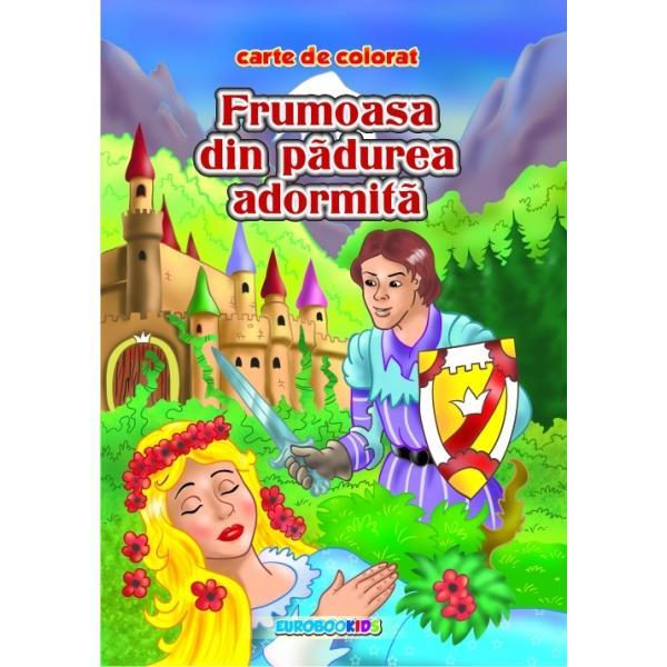 FRUMOASA DIN PADUREA ADORMITA       Datorita textului sau mare de tipar cartea poate fi recomandata si pentru lecturat atat pentru acasa la gradinita cat si