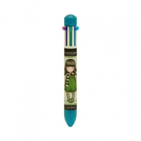 Pix multicolor The Scarf EsarfaUn instrument de scris ideal din colectia Gorjuss pentru scolari sau chiar adulti potrivit pentru orice&160;moment&160;Dimensiuni diametru 15 x lungime 142 cm