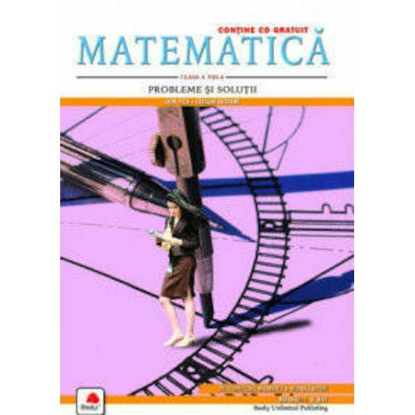 Matematica - probleme si solutii clasa a VIII-a