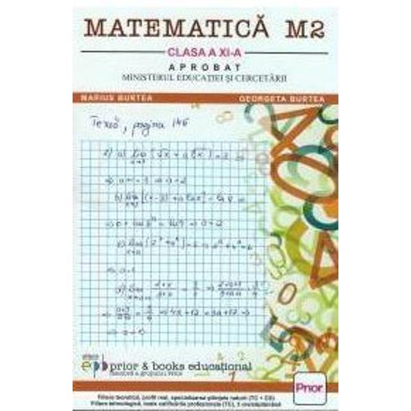 Matematica clasa a XI-a M2