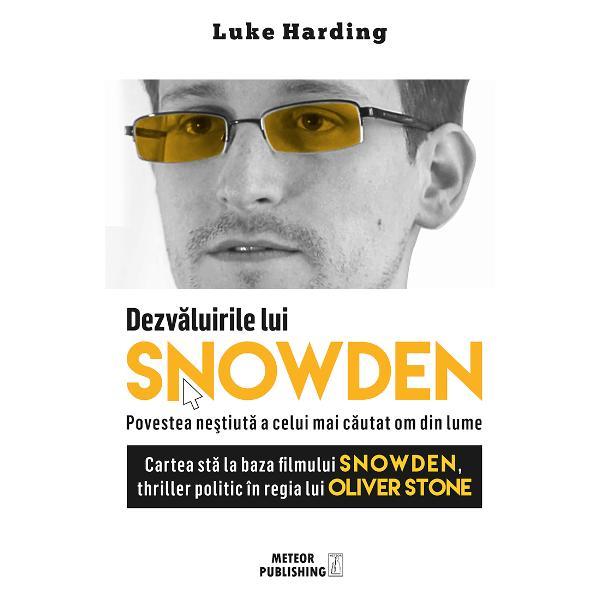 """""""O relatare extraordinara incitanta terifianta""""London Review Of BooksEdward Snowden un tanar geniu al computerelor care lucra pentru Agentia Nationala de Securitate a SUA NSA a dezvaluit modul in care aceasta organizatie inspaimantator de puternica foloseste tehnologia moderna pentru spionarea intregii planete Consecintele i-au zguduit pe liderii din intreaga lume Aceasta este povestea nestiuta a ispravilor lui Snowden si a jurnalistilor care s-au confruntat cu"""