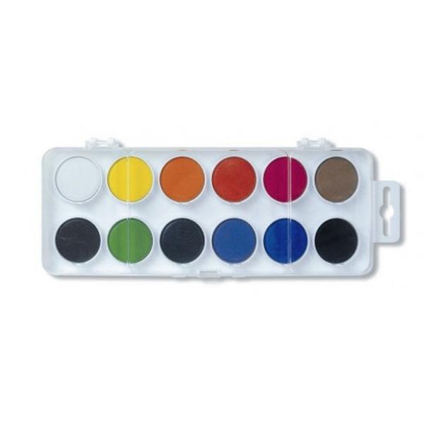 Culorile sunt luminoase si puternice Dimensiunile tableteisunt de 225mm saude 30mm diametru iar cutia de plastic este comprimata de forma dreptunghiulara