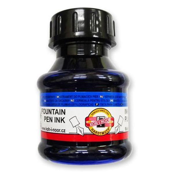 Cerneala de calitate inaltaVine ambalata in recipient din plastic la gramaj de 50mlPermite stergerea cu pic
