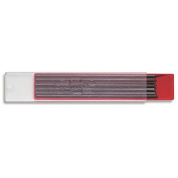 SET 12 MINE GRAFIT 2MM HB KOH-I-NOOR K4190Producator Koh-I-Noor CehiaSet 12 mine grafit 2mm K4190 Koh-I-NoorSetul cuprinde 12 rezerve pentru creionul mecanic de 2mm la Koh-I-Noor Toison DOrSetul este disponibil in mai multe variante de tariePotrivite pentru creionul mecanic Koh-I-Noor 5905