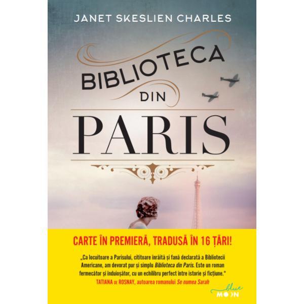 Paris 1939Tân&259;ra &537;i ambi&539;ioasa Odile Souchet are tot ce &537;i-a dorit iubitul ei este un ofi&539;er de poli&539;ie ar&259;tos iar slujba de la Biblioteca American&259; din Paris este visul vie&539;ii ei profesionale Dar când nazi&537;tii m&259;r&537;&259;luiesc în ora&537;ul ei Odile poate pierde tot ce are mai drag inclusiv mult iubita ei bibliotec&259; Împreun&259; cu mai multe bibliotecare Odile devine